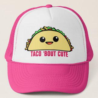 Accès de taco mignon casquette