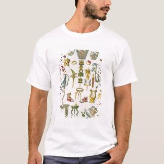 Accessoires romains t-shirt