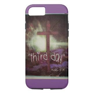 Accessoires rustiques chrétiens de téléphone de coque iPhone 7