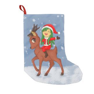 Acclamation de Noël Petite Chaussette De Noël