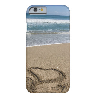 Acclamations de plage coque iPhone 6 barely there