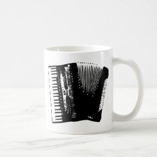accordéon mug