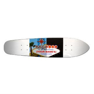 Accueil à fabuleux votre Throwdown ! Skateboards Personnalisables