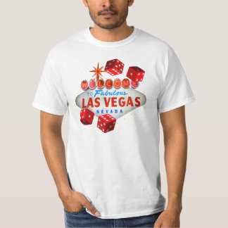 Accueil à la chemise chanceuse de tireurs de t-shirt
