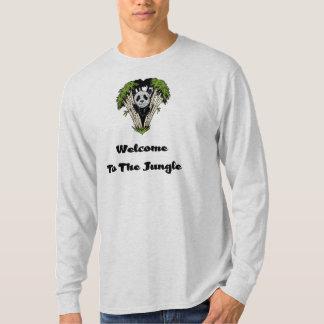 Accueil à la jungle (#2) t-shirt
