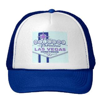 Accueil à la lune de miel fabuleuse de Las Vegas Casquette De Camionneur
