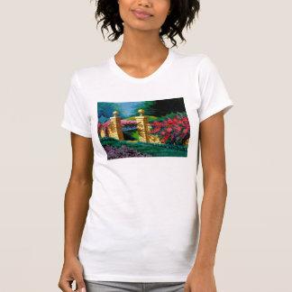 Accueil à mon tee - shirt de jardin t-shirts