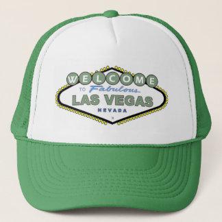 Accueil au casquette fabuleux de Las Vegas