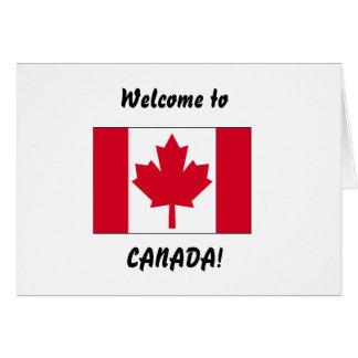 Accueil vers le Canada Cartes