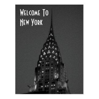 Accueil vers New York Cartes Postales