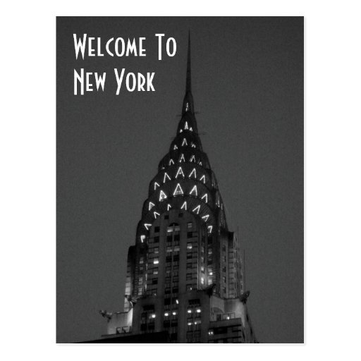 Accueil vers New York Cartes Postales