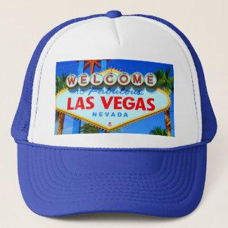 Accueillez à la casquette de baseball de casquette