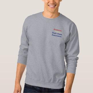 ACDHA a brodé le sweatshirt - customisé