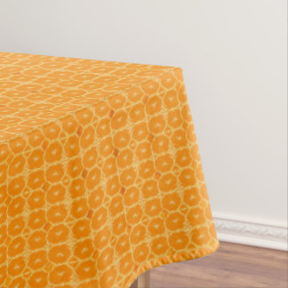 Achat orange de la nappe Decor#27-a de marbre de