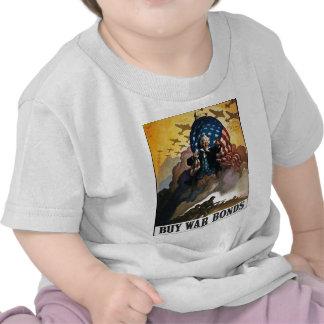Achetez les titres d'emprunt de guerre ! t-shirt