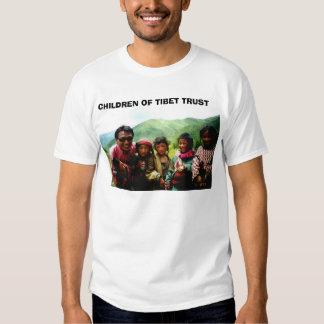 achi&kids3, ENFANTS DE CONFIANCE du THIBET T-shirt
