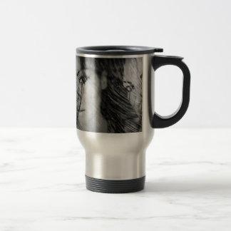 Acier inoxydable voyage de 15 onces/tasse de mug de voyage