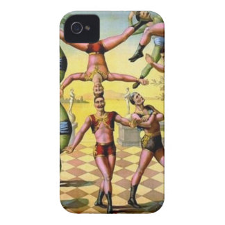 Acrobates masculins coque Case-Mate iPhone 4
