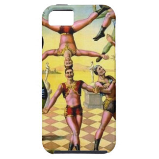 Acrobates masculins coques iPhone 5 Case-Mate