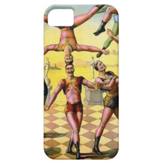Acrobates masculins iPhone 5 case