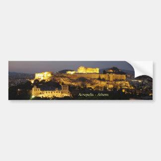 Acropole - Athènes Autocollant De Voiture