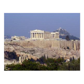 Acropole Carte Postale