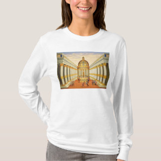 Acte I, scènes VII et VIII : Le temple de Baccus T-shirt