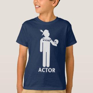 Acteur T-shirt