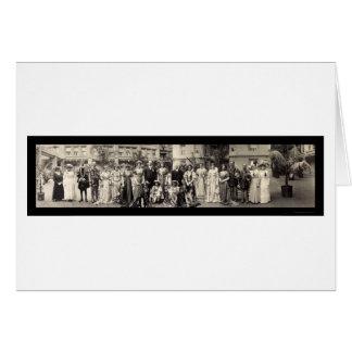 Acteurs et photo 1911 d'actrices cartes