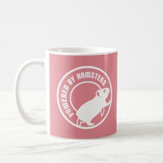 Actionné par des hamsters mug