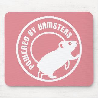 Actionné par des hamsters tapis de souris