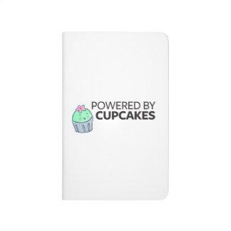 Actionné par des petits gâteaux carnet de poche