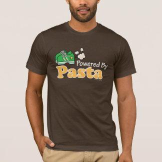 Actionné par le T-shirt de coureur de pâtes