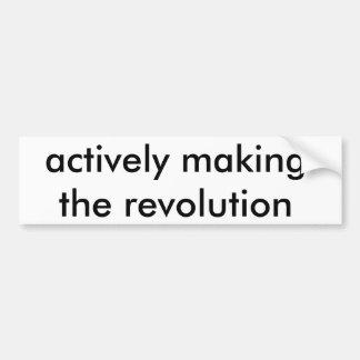 activement fabrication de la révolution adhésifs pour voiture