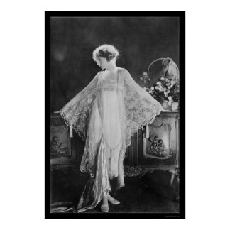 Actrice Lillian Gish 1922 Posters