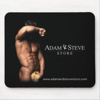 Adam et magasin Mousepad de Steve Tapis De Souris