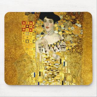 Adele Bloch-Bauer I par art Nouveau de Gustav Tapis De Souris