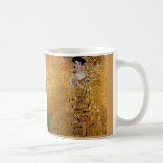 Adele, Madame en or - Gustav Klimt Mug