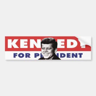 Adhésif pour pare-chocs 1960 de Kennedy Autocollant Pour Voiture