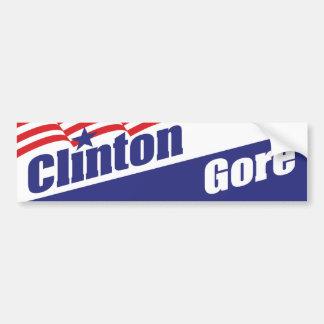 Adhésif pour pare-chocs 1992 de Clinton Autocollant Pour Voiture
