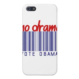 Adhésif pour pare-chocs 2012 d élection d Obama Étui iPhone 5
