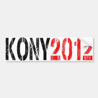 ADHÉSIF POUR PARE-CHOCS 2012 DE KONY ADHÉSIF POUR VOITURE