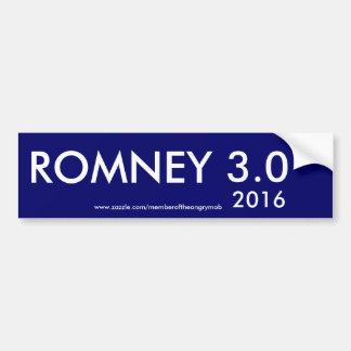 Adhésif pour pare-chocs 2016 de ROMNEY Autocollant De Voiture