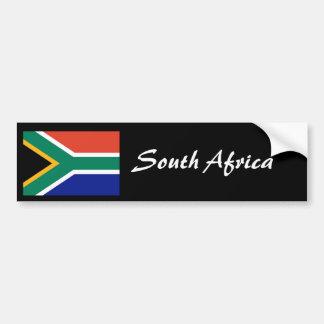 Adhésif pour pare-chocs 2 de drapeau de l'Afrique  Autocollant De Voiture