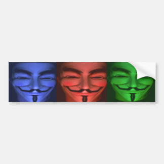 Adhésif pour pare-chocs anonyme adhésifs pour voiture