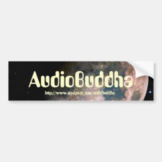 Adhésif pour pare-chocs d'AudioBuddha Autocollant De Voiture
