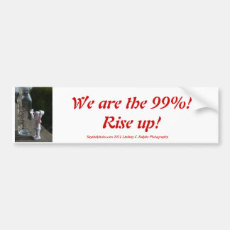 Adhésif pour pare-chocs de 99% autocollant pour voiture