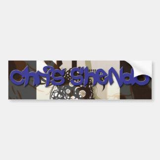 Adhésif pour pare-chocs de Chris Shendo Adhésif Pour Voiture