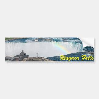 Adhésif pour pare-chocs de chutes du Niagara Autocollant De Voiture