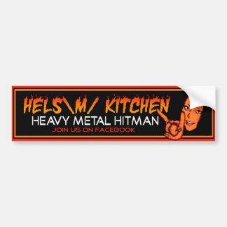 Adhésif pour pare-chocs de cuisine de Hels Autocollant Pour Voiture
